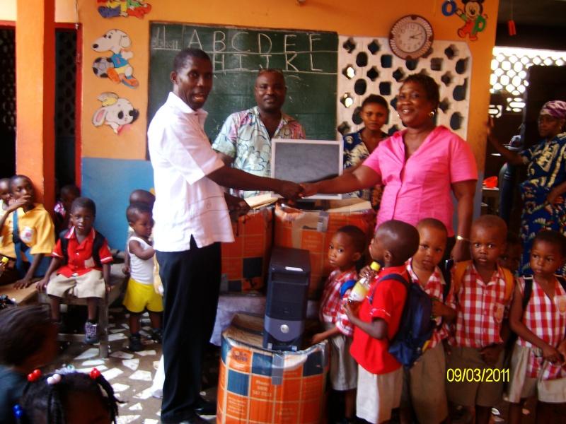 Loddon Report TEF-GAYAK Ghana – March 2011